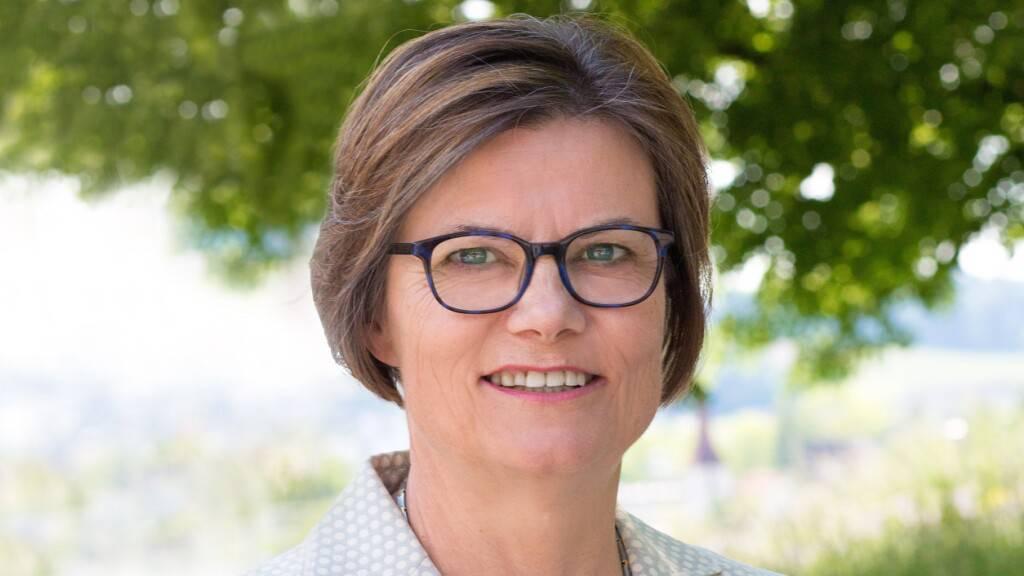Esther Haas zur höchsten Zugerin gewählt - Pfister neuer Landammann