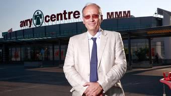 Damien Piller, der allmächtige Präsident Migros-Genossenschaft Neuenburg-Fribourg.
