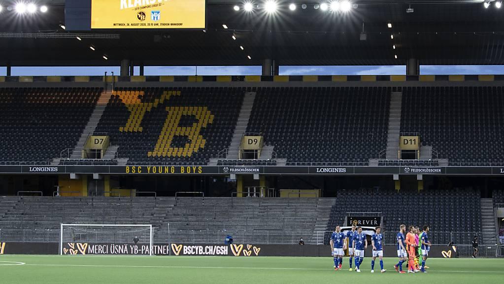 Die erste Hürde in der Champions-League-Qualifikation haben die Young Boys mit Klaksvik überstanden, die letzte wäre Slavia Prag, wie seit Dienstag feststeht.