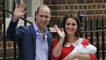 Royal Baby Louis Arthur Charles