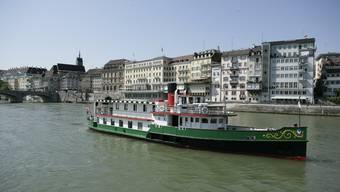 Schifffahrt in Basel: Das Baslerdybli soll renoviert werden