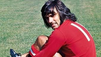 «Ich habe immer geglaubt, ich sei der beste Spieler aller Zeiten.» George Best