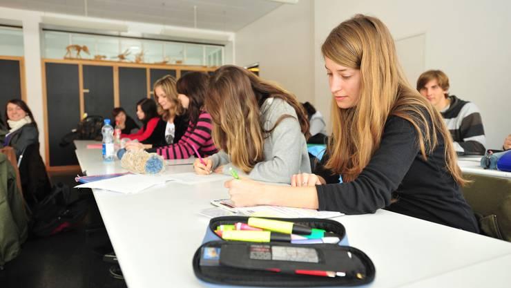 Mit welchen Unterrichtsmaterialien soll gelernt werden?