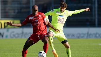 FC Winterthur - FC Aarau (30. Runde, Challenge League, 2016/17)