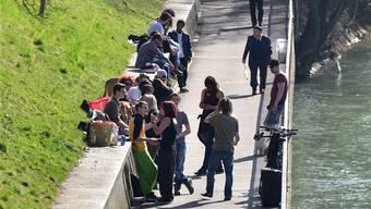 Der Ländiweg: Viele Nutzer fühlen sich auf der Passage bedrohtBruno Kissling