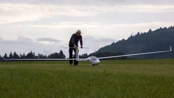 Wie lange das Flugfeld im Grossgrüt noch benutzt werden darf, ist offen.