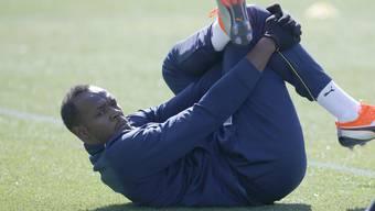 Usain Bolt trainiert beim australischen Erstligisten Central Coast Mariners.