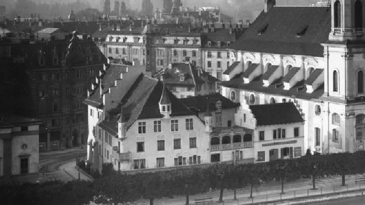 Der Freienhof - die Schandtat von Luzern