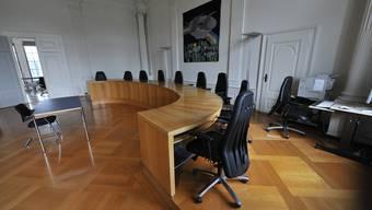An den Solothurner Gerichten, bzw. insbesondere den Amtsgerichten, sollen diverse Massnahmen dazu führen, dass die Überlastung abnimmt.