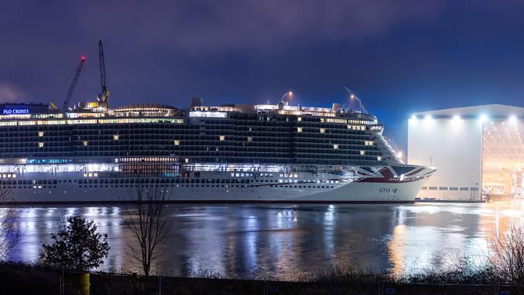 """Für das Kreuzfahrtschiff """"Zaandam"""", auf dem sich Personen mit dem Coronavirus infiziert haben sollen, wird fieberhaft nach einer Lösung gesucht. Das Schiff will in den Hafen von Fort Lauderdale einlaufen. (Symbolbild)"""