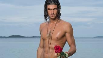 Patric Haziri ist der Bachelor der 8. Staffel.
