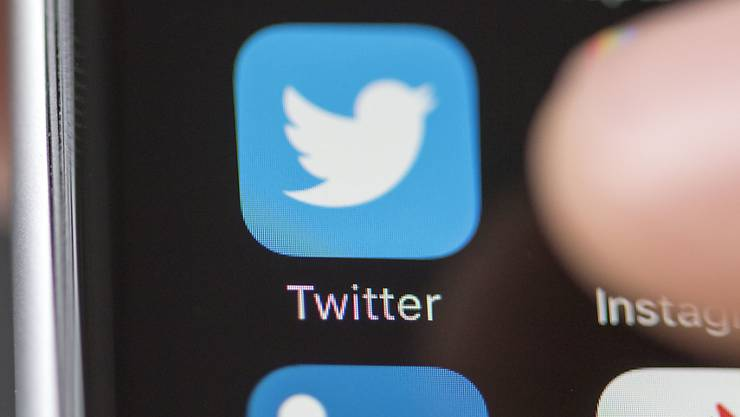 Twitter kann sich zum Jahresauftakt über mehr Nutzer freuen. (Archiv)