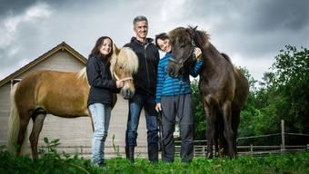 Familie Wydler aus Oberkulm