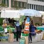 Oltner Gemüsemarkt am 1.Oktober 2020