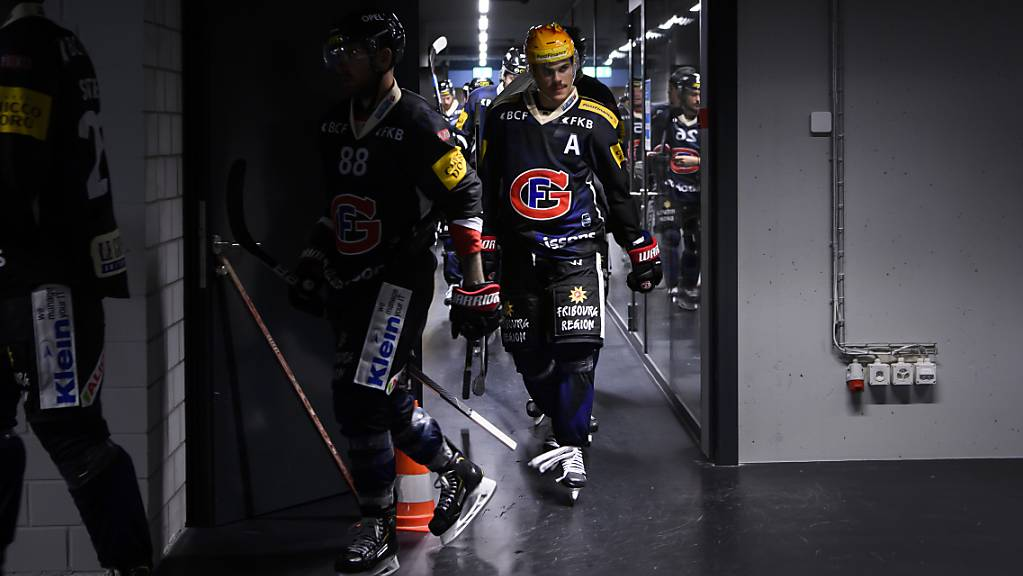 Quarantäne statt National League: Bei Fribourg-Gottéron gibt es vier Corona-Fälle.