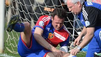 FCB im Trainingslager mit Verletzungssorgen
