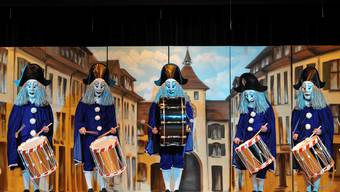 Das Rotstab Cabaret 2015 im KV Saal Liestal