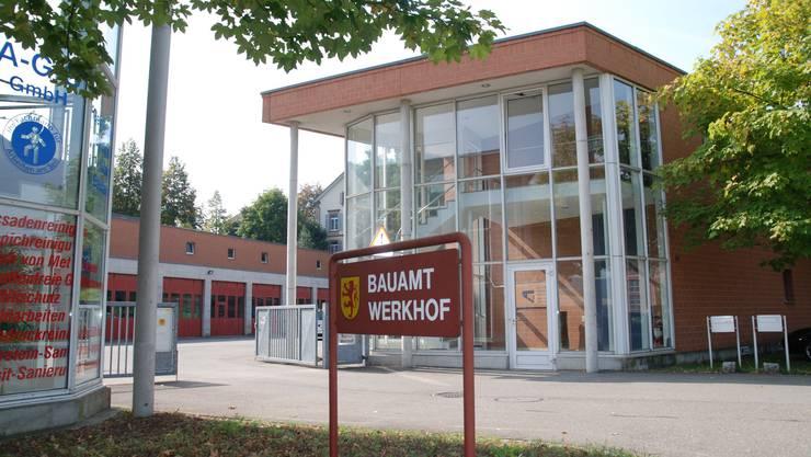 Anlaufstelle: Die Bauämter von Laufenburg und Sulz werden in Laufenburg zusammengeführt. sh