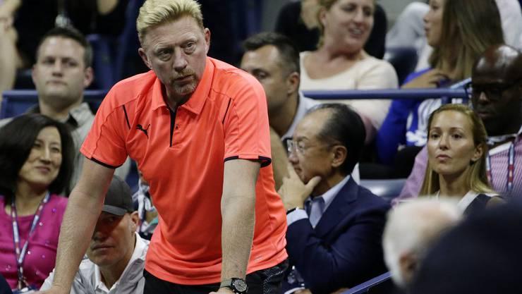 Boris Beckers Worte sorgen für Wirbel in der Tenniswelt.