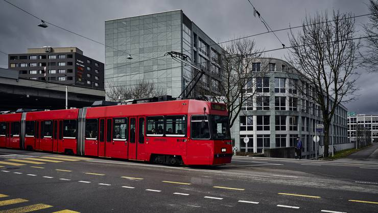 Der Deza-Hauptsitz in der Berner Agglomeration.