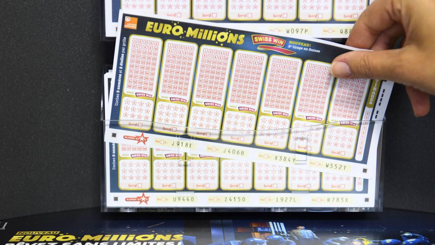 Euromillions Ergebnisse