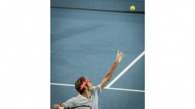 Roger Federer kehrte am Hopman Cup in Perth auf den Tennis-Court zurück – was ist 2017 von ihm zu erwarten? Foto: Keystone