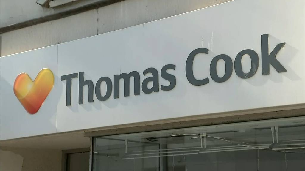 Thomas Cook ist pleite - 600'000 Reisende betroffen