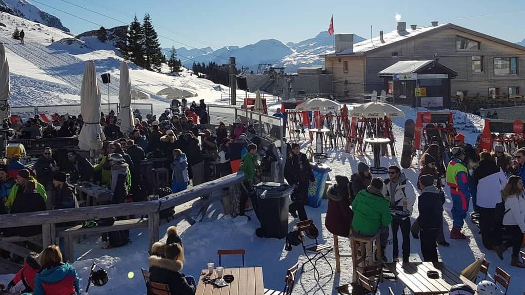 Was für ein Erlebnis - Das war der Argovia Skitag in der Lenzerheide