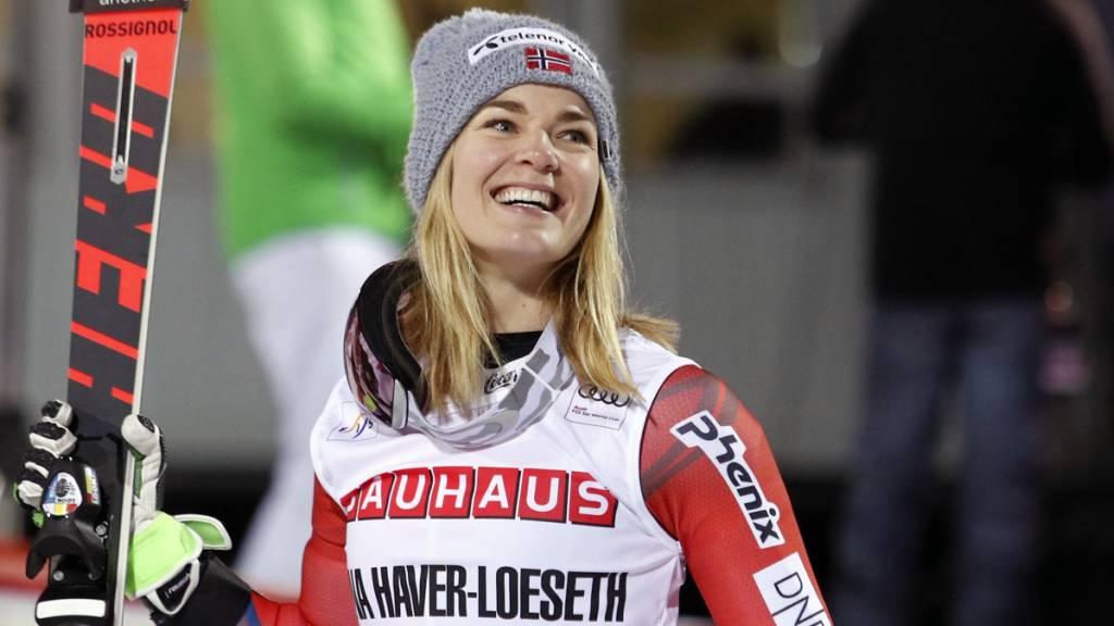 Die norwegische Technik-Spezialistin Nina Haver-Löseth beendet ihre Karriere.