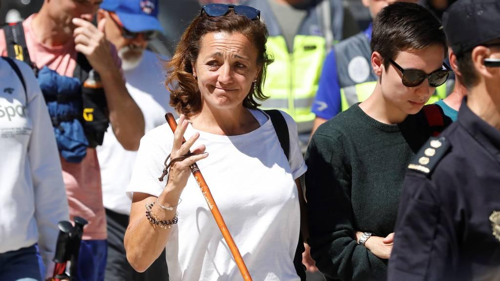 Vermisste Blanca Fernández Ochoa tot aufgefunden