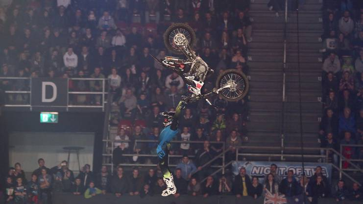 Night of the Jumps: am 27. Januar in Basel