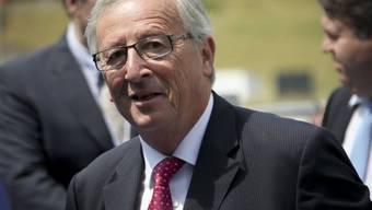 Juncker  wurde als neuer EU-Kommissionspräsident nominiert