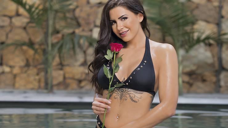 Die neue Bacholerette: Andrina Santoro.