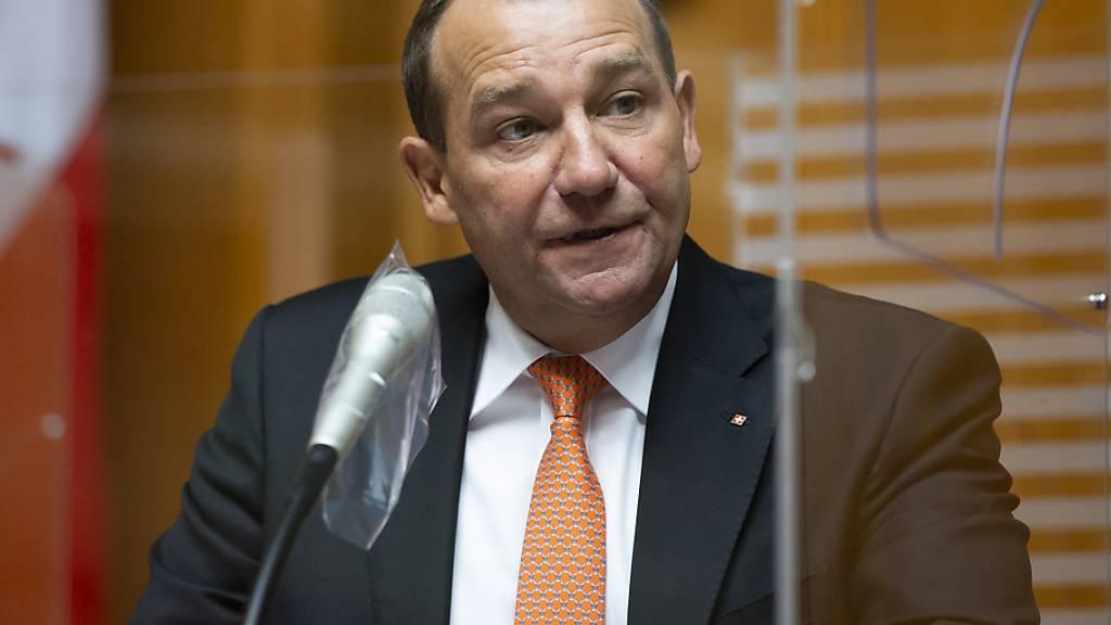 Der Zürcher SVP-Nationalrat Thomas Matter fordert mehr Kostenwahrheit in den Städten. (Archivbild)