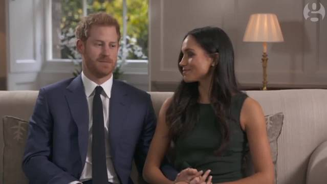 Thumb for 'Key moments from Meghan Markle and Prince Harry's first TV interview'