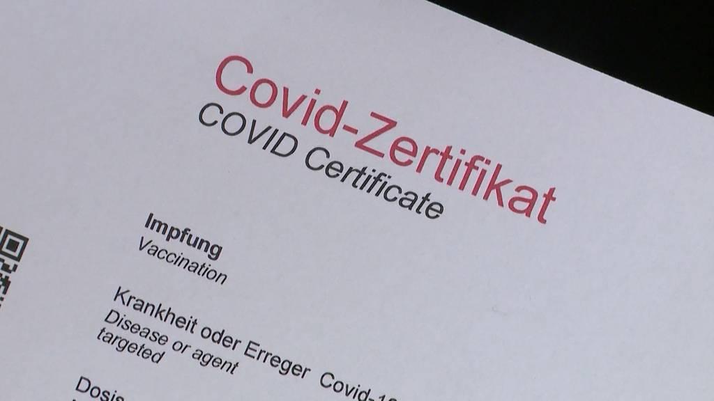 Umsetzung der Zertifikatspflicht fordert betroffene Branchen heraus