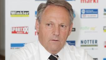Geniesst weiterhin das Vertrauen des Verwaltungsrats: FCA-Sportchef Fritz Hächler.