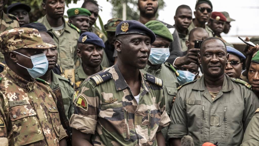 Putsch in Mali: Nachbarn beraten über Konsequenzen