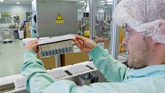 Ab 2020 werden im Novartis-Werk in Stein neue Zell- und Gentherapien produziert.