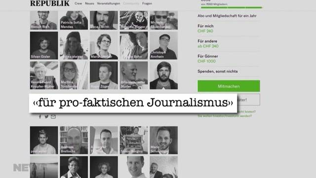 Crowdfunding für Journalismus-Revolution
