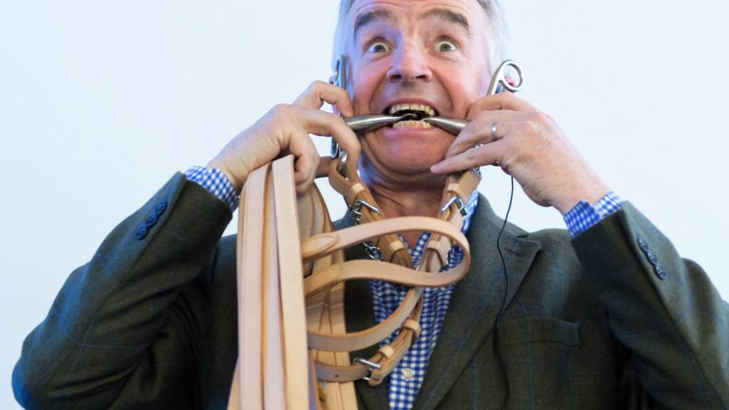 Ryanair-CEO Michael O'Leary wird 60 (Archivbild).
