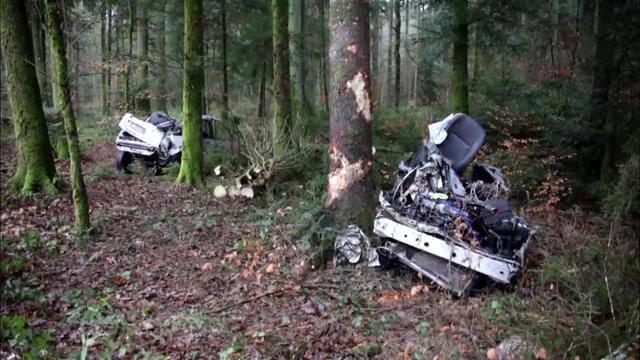 Mysteriöser Unfall in Roggwil