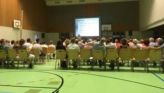 Sommergemeindeversammlung Mellingen 2019