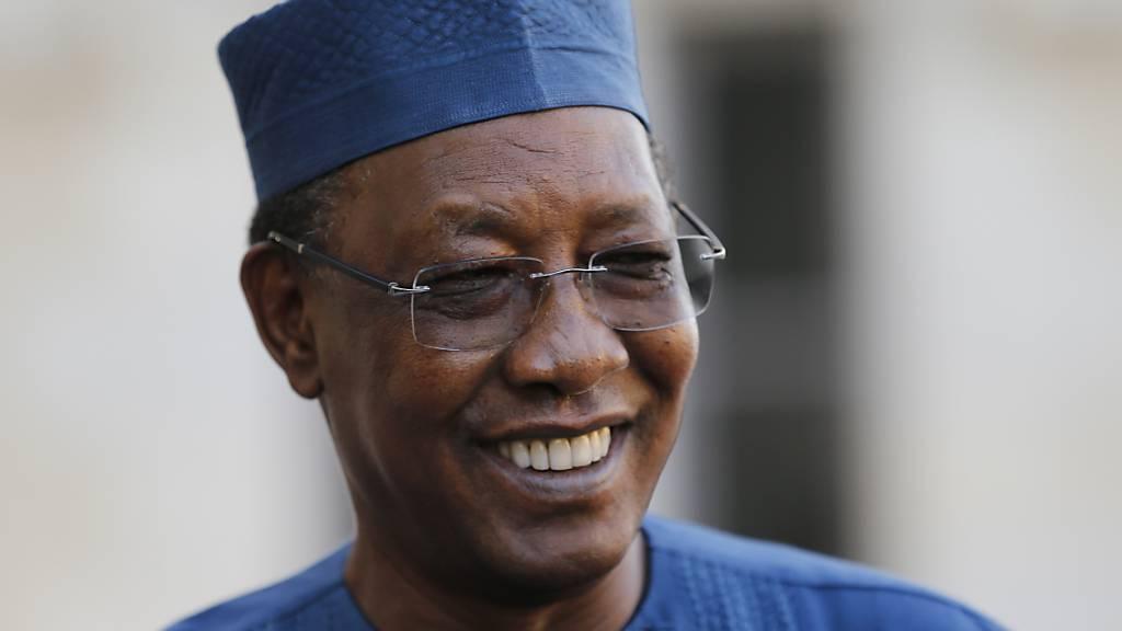 Armeesprecher: Tschads Präsident Déby ist tot