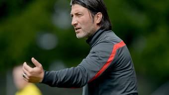 Murat Yakin übernimmt bis Ende Saison beim FC Schaffhausen