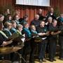 Das Konzert des gemischten Chores in der Mehrzweckhalle Rüti.