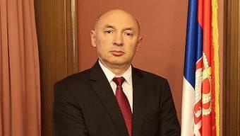 Goran Bradic ist serbischer Botschafter in Bern.