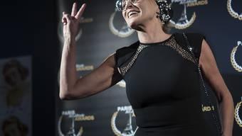 """""""Schönheit kennt kein Alter"""": US-Star Sharon Stone (61) wird vom Stilmagazin """"GQ"""" zur """"Frau des Jahres"""" ausgezeichnet."""