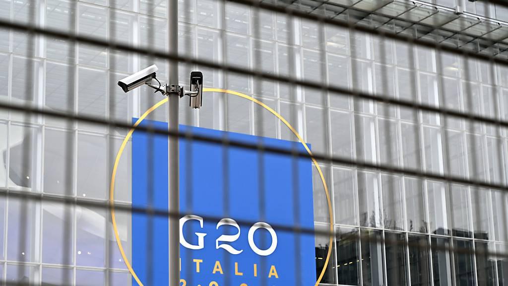 Roms Sicherheits-Kraftakt bei G20-Gipfel: »Moment grösster Anspannung»