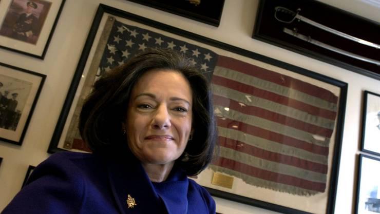 """Kathleen Troia """"KT"""" McFarland wird stellvertretende Nationale US-Sicherheitsberaterin. (Archivbild)"""